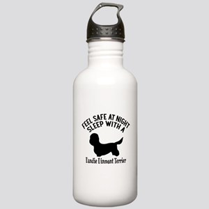 Sleep With Dandie Dinm Stainless Water Bottle 1.0L
