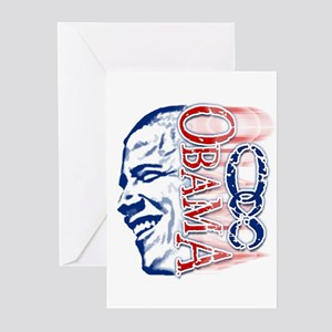 Obama Goods Greeting Cards (Pk of 10)