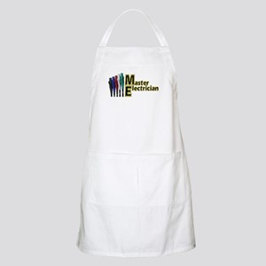 Master Electrician BBQ Apron