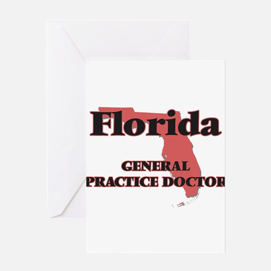 Florida General Practice Doctor Greeting Cards