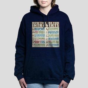Care for Introvert Sweatshirt