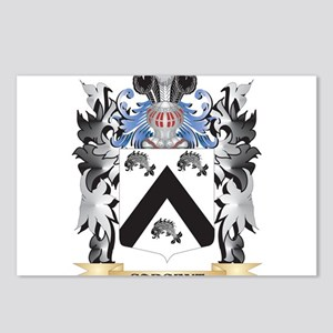 Sargent Coat of Arms - Fa Postcards (Package of 8)
