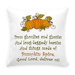 Pumpkin Spice Everyday Pillow