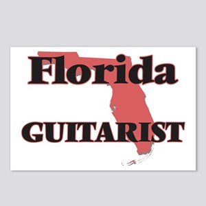 Florida Guitarist Postcards (Package of 8)