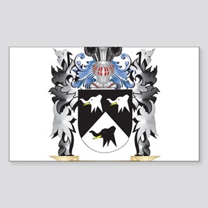Saunders Coat of Arms - Family Crest Sticker