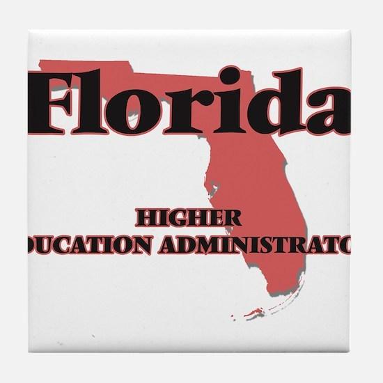 Florida Higher Education Administrato Tile Coaster