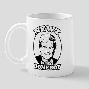 Newt for President Mug