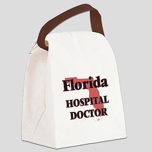 Florida Hospital Doctor Canvas Lunch Bag