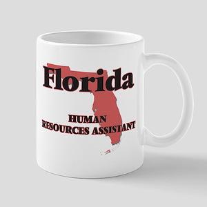 Florida Human Resources Assistant Mugs