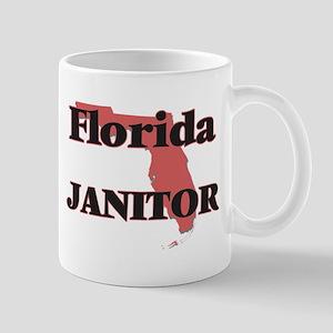 Florida Janitor Mugs