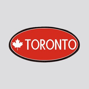 Toronto (White Maple Leaf) Patch