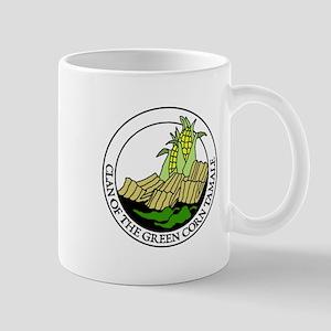 Clan of the Green Corn Tamale Mug