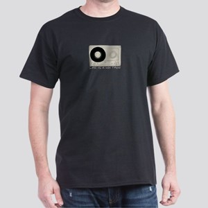 Life is a mix tape Dark T-Shirt