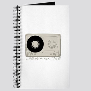 Life is a mix tape Journal