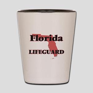 Florida Lifeguard Shot Glass
