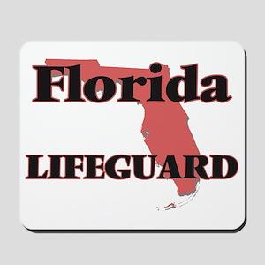Florida Lifeguard Mousepad