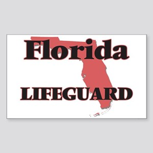 Florida Lifeguard Sticker