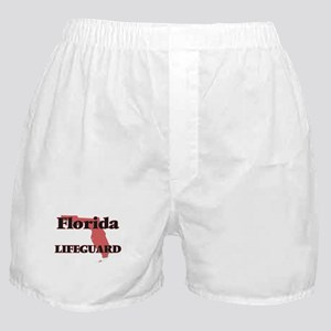 Florida Lifeguard Boxer Shorts