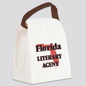 Florida Literary Agent Canvas Lunch Bag