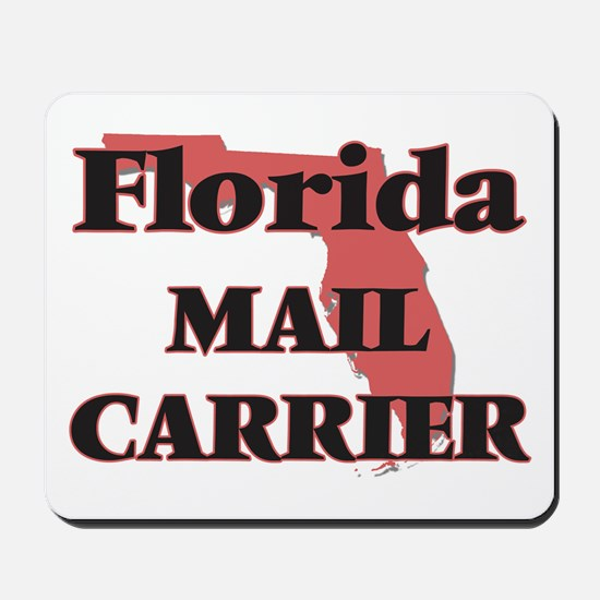 Florida Mail Carrier Mousepad