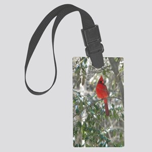 Cardinal-IP5T Large Luggage Tag
