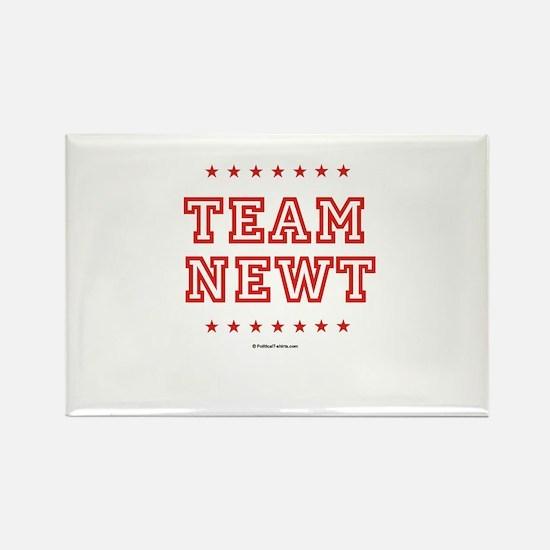 Team Newt Rectangle Magnet