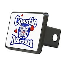 Coastie Mom Hitch Cover