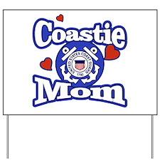 Coastie Mom Yard Sign