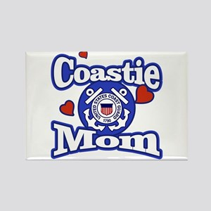 Coastie Mom Magnets