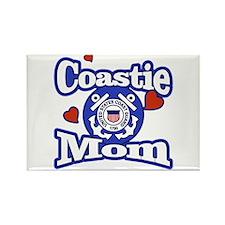 Coastie Mom Magnets