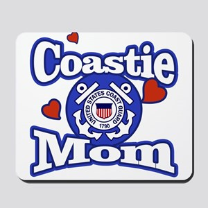 Coastie Mom Mousepad