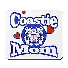 Coastie Mom Mousepad