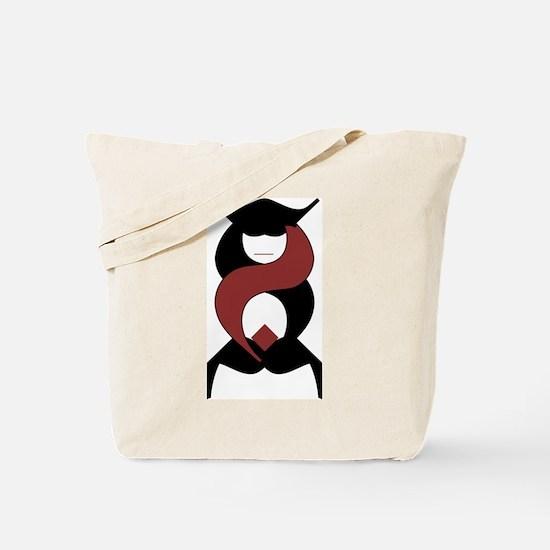 Cute Polygamy Tote Bag
