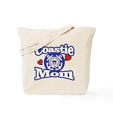 Coastie Mom Tote Bag