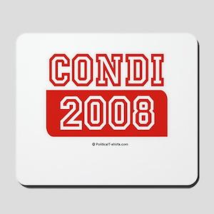 Condi 2008 Mousepad