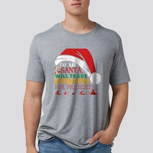 Dear Santa Will Trade Poppop For Presents T-Shirt