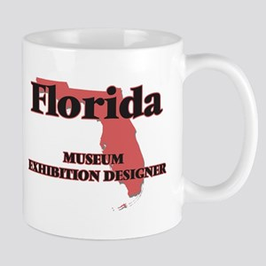 Florida Museum Exhibition Designer Mugs