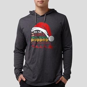 Dear Santa Will Trade Poppop F Long Sleeve T-Shirt