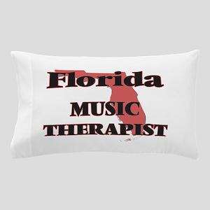 Florida Music Therapist Pillow Case