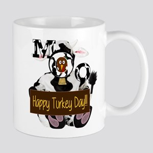 Turkey Day Humor Mugs