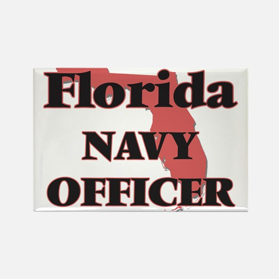 Florida Navy Officer Magnets