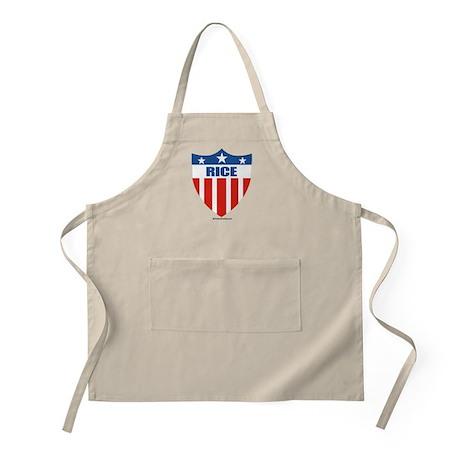 Rice BBQ Apron