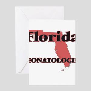 Florida Neonatologist Greeting Cards