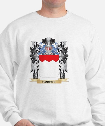 Schott Coat of Arms - Family Crest Jumper