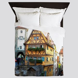 Rothenburg20150903 Queen Duvet
