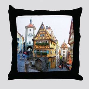 Rothenburg20150903 Throw Pillow