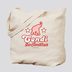 ondi for President Tote Bag