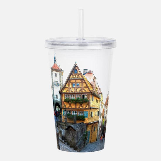 Rothenburg20150903 Acrylic Double-wall Tumbler