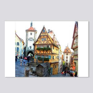 Rothenburg20150903 Postcards (Package of 8)