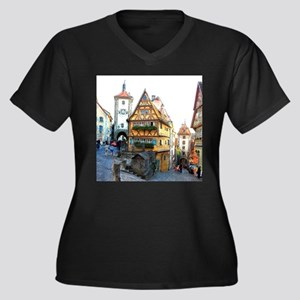Rothenburg20150903 Plus Size T-Shirt